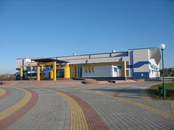 Ледовая арена, Кобрин